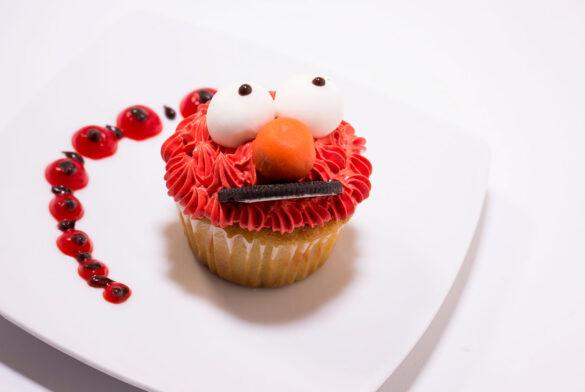 cupcakes con motivos