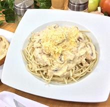 pasta_con_pollo_y_champinones